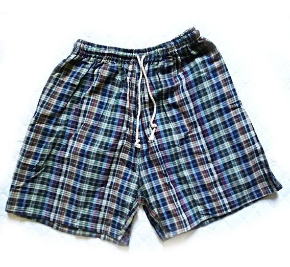 Boxers Unisex Shorts Cuadros / 9-vrds