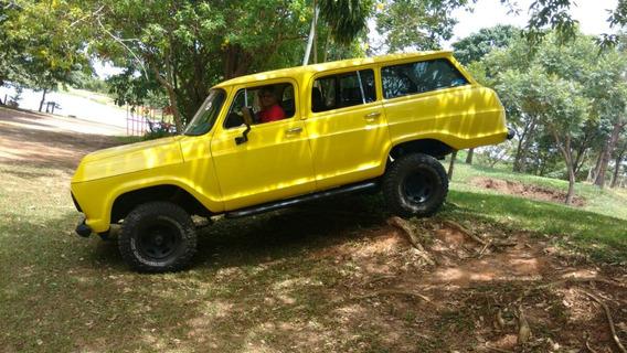 Veraneio 4x4 Chevrolet/gm