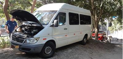 Mercedes-benz Sprinter Van 2.2 Cdi 415 Std Teto Alto 5p 2012