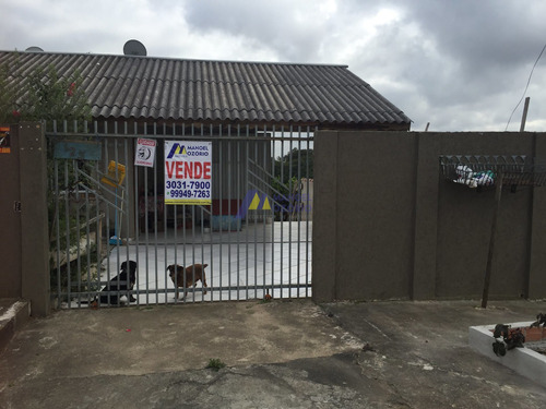 Casa Em Campina Da Barra  -  Araucária - 421