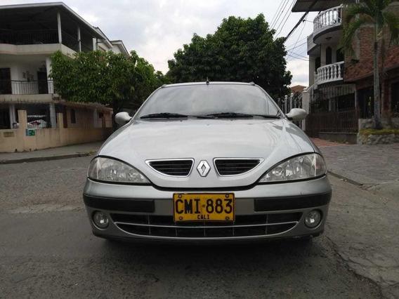 Renault Megane Uno Motor 1.600 Automatico. 2.005