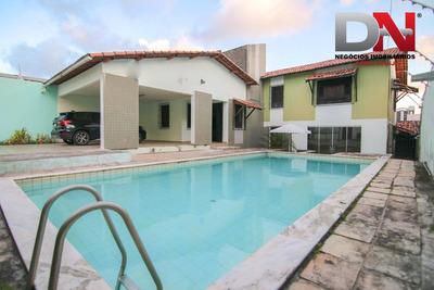 Casa Comercial Para Locação, Lagoa Nova, Natal. - Ca0070