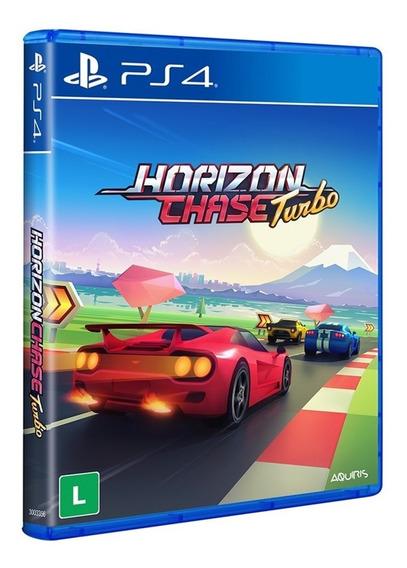 Jogo Horizon Chase Turbo Ps4 Midia Fisica Original Português