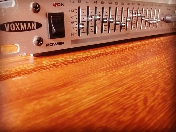 Equalizador Voxman 30 Bandas.