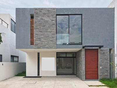 Se Vende Casa A Estrenar En Solares Zapopan
