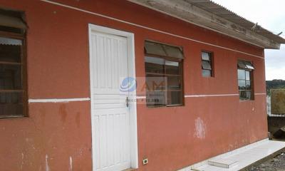 Casa Para Alugar No Bairro Vila Gilcy Em Campo Largo - Pr. - 274-2