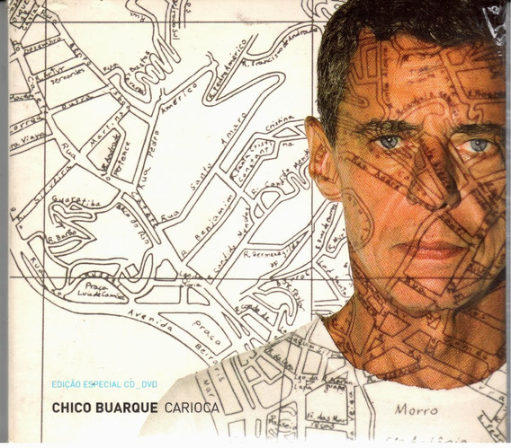 Chico Buarque - Carioca ( Edição Especial Cd + Dvd)