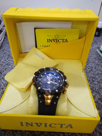 Relógio Invicta Reserve Jason Taylor