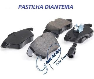 Pastilha Freio Dianteira Vw Jetta 1.4 16v Tsi 2016 2017 2018