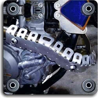 Protector Escape Yamaha Wr 400 F 1996-2002