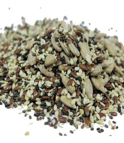 Mix De Semillas (lino,chia,ses Integral,grirasol ,) X 25kg