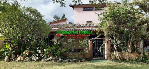 Linda Casa Com 02 Suítes Em Caraguatatuba - 1908