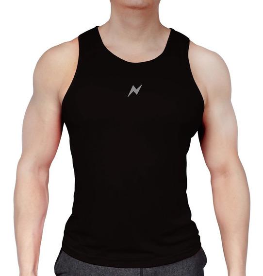 Playera Gym Tank Top Hombre Sin Mangas Crossfit Nemi.fit