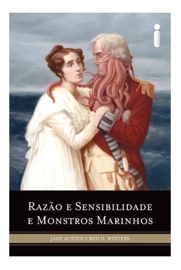 Livro Razão E Sensibilidade E Monstros Marinhos Seminovo