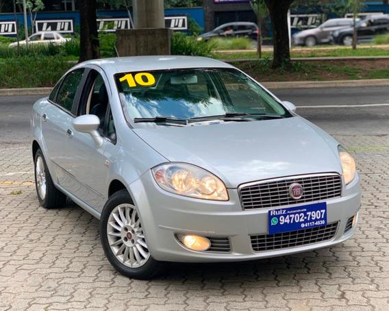 Fiat Linea Absolute 1.9 Dualogic Flex Top Linha Vila Prudent