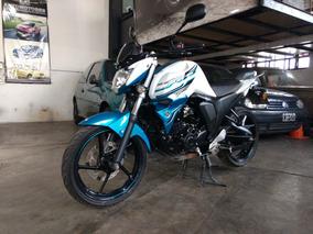 Yamaha Fz16 Color Azul Año 2016