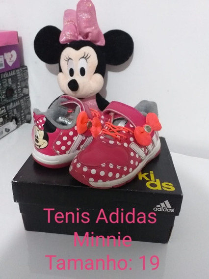 Tenis Infatil adidas Minnie