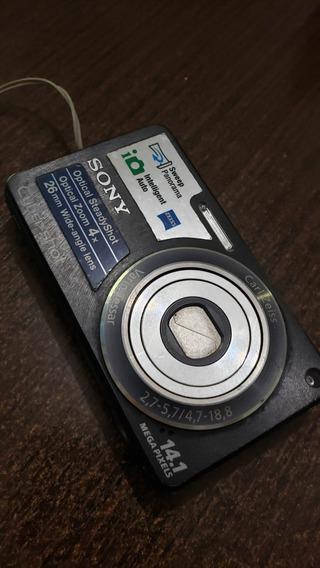 Câmera Sony Cyber-shot Dsc W350