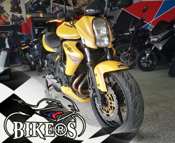 Kawasaki Er 6n 650 2007, Recibo Moto/carro, Financiación!!