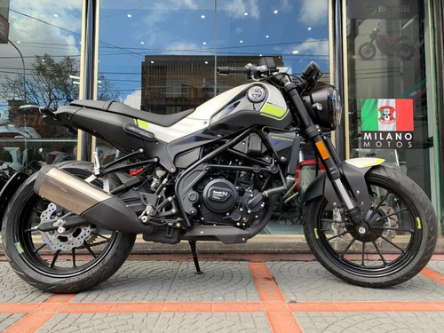 Imagen 1 de 10 de Benelli Leoncino 250 - 0km - Abs - Ahora 18 - Milano Motos