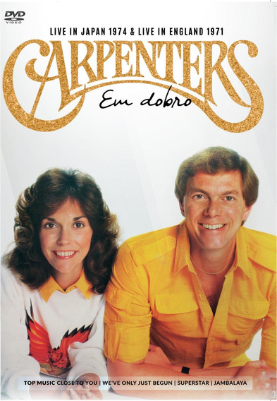 Carpenters - Live In Japan 1974 & Live In England 1971 - Em
