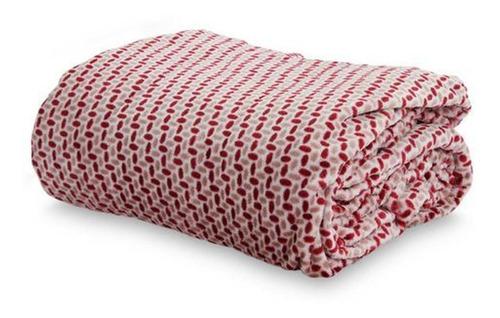 Manta Cobertor Flannel Loft Estampado Casal 2,20x1,80m