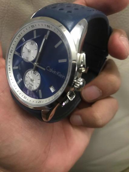 Reloj Calvin Klein Original Bold.