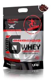 Proteína Blend Proteico War 6 1,8kg - Military Trail Midway
