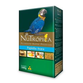 Nutrópica Papinha Para Araras 500g