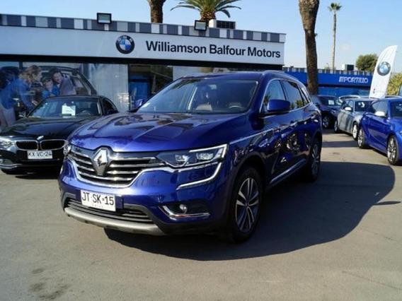Renault Koleos 4wd 2017