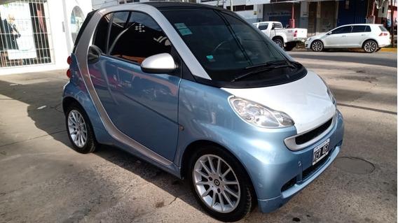 Smart Fortwo 2011 Automatico 2da Mano Muy Bueno