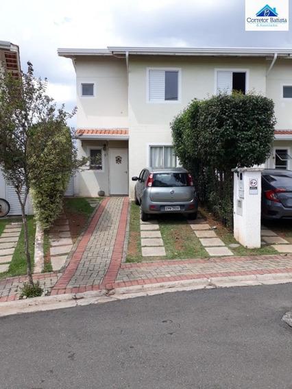 Casa A Venda No Bairro Parque Jambeiro Em Campinas - Sp. - 1615-1