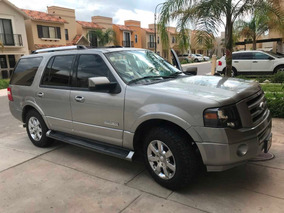 Ford Expedition 5.4 Limited Piel V8 4x2 At, Factura Agencia