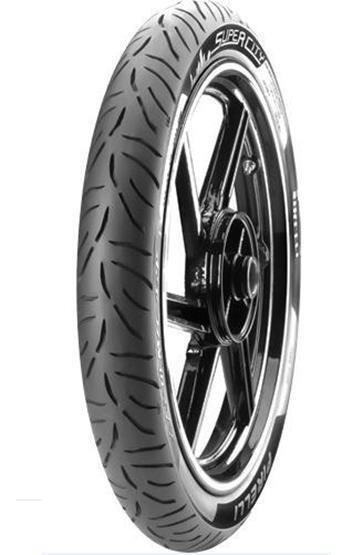 Pneu Moto 80/100-18m/ctl 47p Super City Dianteiro Pirelli