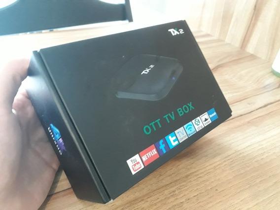 Tx2 Box 4k 16gb 2gb Rom Bluetooth Hdmi Wifi