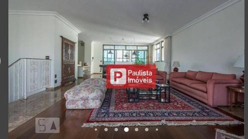 Cobertura À Venda, 406 M² Por R$ 2.950.000,00 - Campo Belo - São Paulo/sp - Co0821