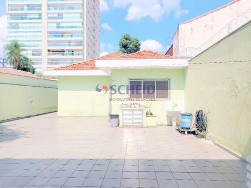 Casa Térrea 3 Dormitórios À Venda Na Vila Alexandria Em São Paulo ! - Mc9049
