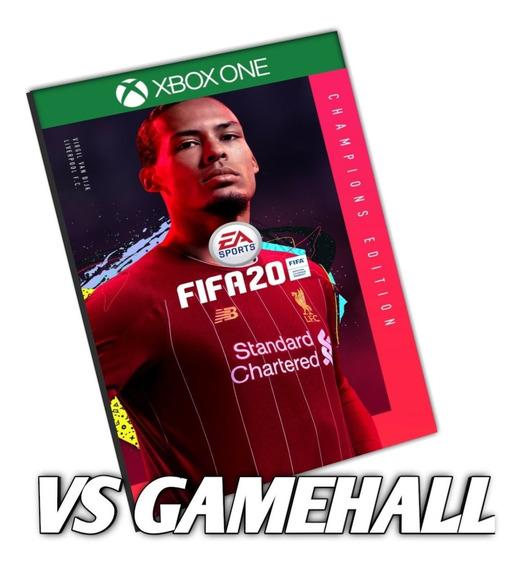 Fifa 20 Xbox One Midia Digital + Brinde