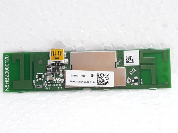 Placa Modulo Wi-fi Tv Panasonic Tc-32fs600b Dnua-p75b *