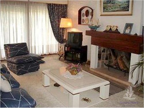Casa En Mansa, 4 Dormitorios *- Ref: 28799