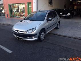 Peugeot 206 1.6 Xr Premium 2006 Imolaautos-