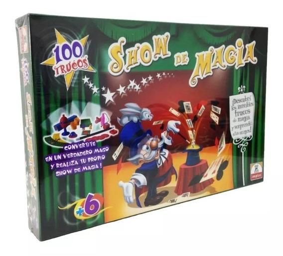 Juego Magia X 100 Trucos