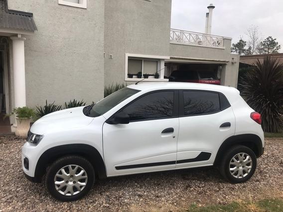 Renault Kwid 1.0 Life 2018
