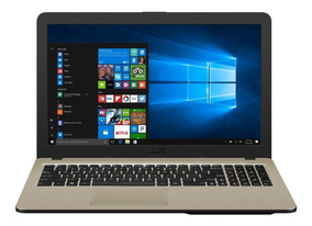 Laptop Asus X540na-g034 15.6 Dualcore N3350 4g 500t Dvdw10