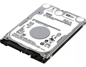 Hd 500 Gb Sata Notebook Wd/hgst/seagate/toshiba Slim 7 Mm