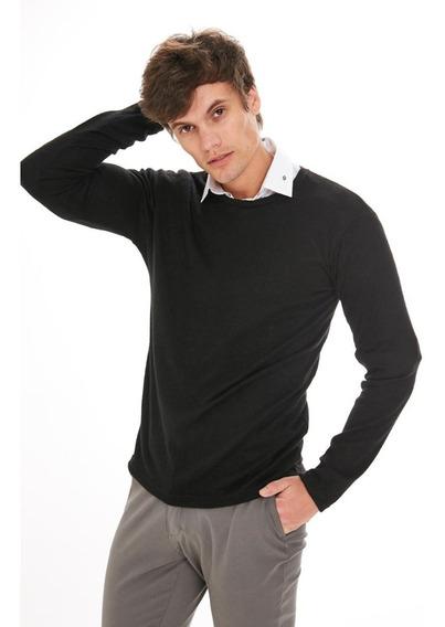 Sweater Buzo Hilo Hombre Pullover Abrigo Microcentro