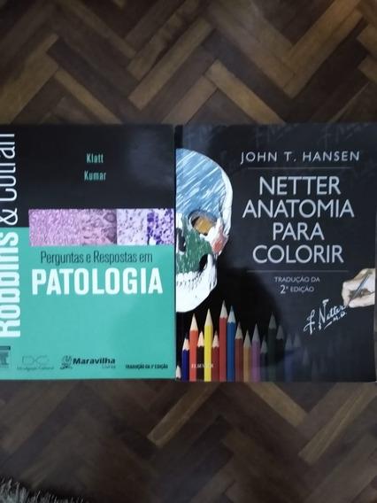 Netter Anatomia E Perguntas E Respostas Em Patologia