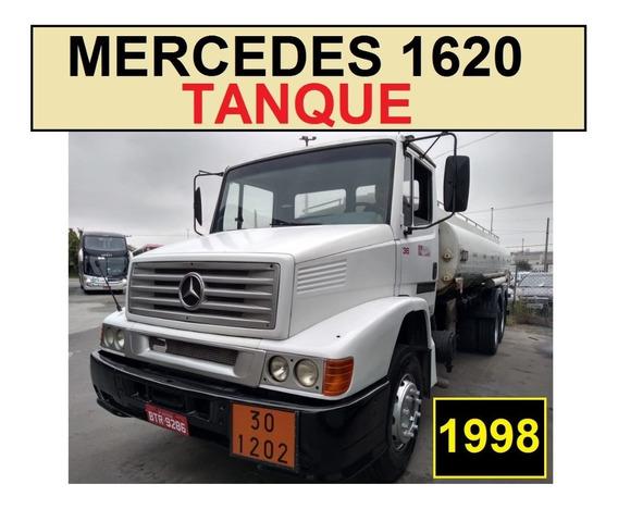 Caminhao Mercedes 1620 Trucado - 1998 - Muito Bem Conservado