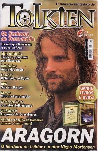 J. R. R. Tolkien Vol. 09 (o Universo Fan Não Informado