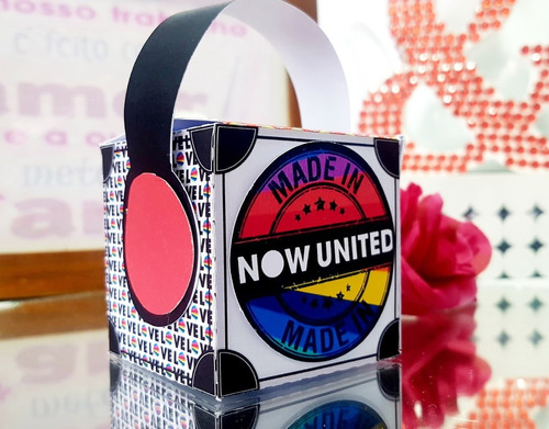 Kit Personalizado Now United